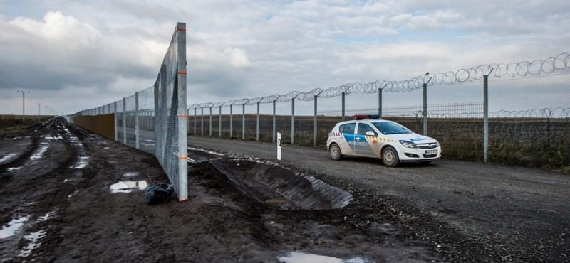 Megvan, milyen baktériumtól dőltek ki a határvédő rendőrök január elején