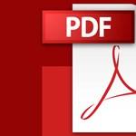 Milyen fájlokat tölt le a netről? Van köztük pdf? Legyen nagyon óvatos