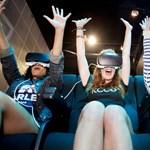 Úgy tűnik, a magyar gyerekek imádják a virtuális valóságot tanórákon