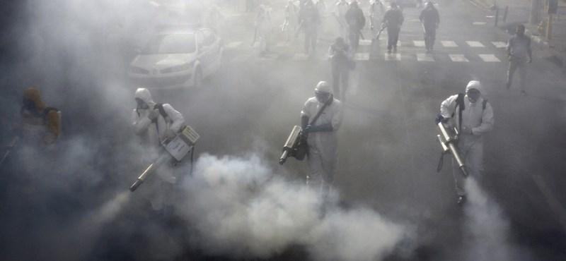 Iránban már kétezernél is több halottja van a járványnak