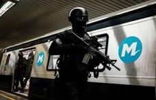 Több mint 1800 embert öltek meg a rendőrök tavaly Rio de Janeiróban