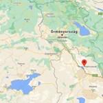 Azerbajdzsán véletlenül lelőtt egy orosz helikoptert Örményország légterében