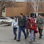 Többen sérültek egy amerikai középiskolai lövöldözésben