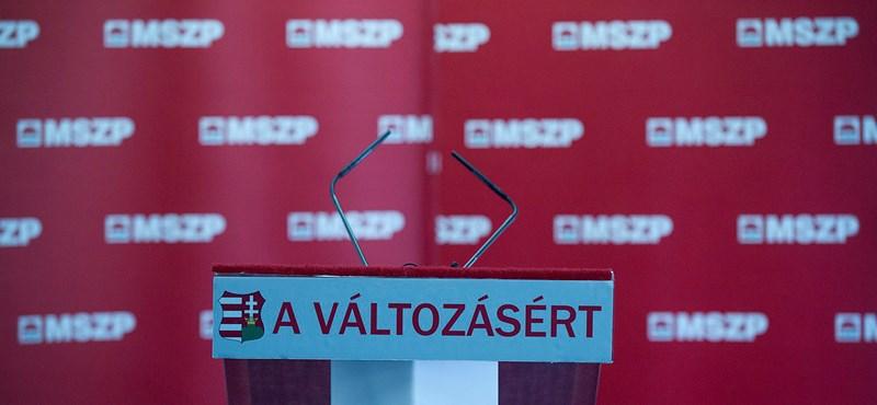 Seggszáj: az MSZP és a pártkatona-elnök