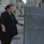 Sírkövet állítottak Szegeden a Vajna-birodalomba olvasztott Délmagyarországnak