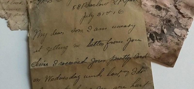 A Facebook segítségével találták meg egy I. világháborús katona még élő rokonait