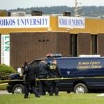 Egyetemen lövöldözött egy férfi Amerikában