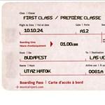Így lehet beszállókártyája, akár első osztályra is