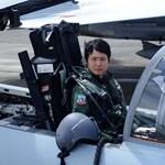 Ilyet nő még nem csinált Japánban – a Top Gun inspirálta