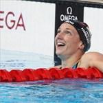 Hosszú Katinka aranyérmes 400 m vegyesen