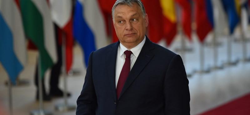 Tüntetők állták el Orbán útját Jeruzsálemben - videó
