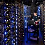 Fotók: így néz ki a Google adatközpontja