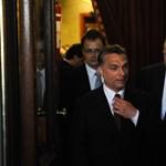 Orbán Viktor benyújtotta a kormányprogramot