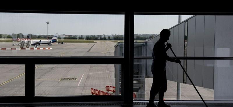 Leszakadt egy utashíd az iszlámábádi nemzetközi repülőtéren – videó