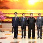 Évek óta nem jártak ilyen látogatók Észak-Koreában