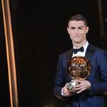 Nézze, mivel kedveskedett szurkolóinak Cristiano Ronaldo