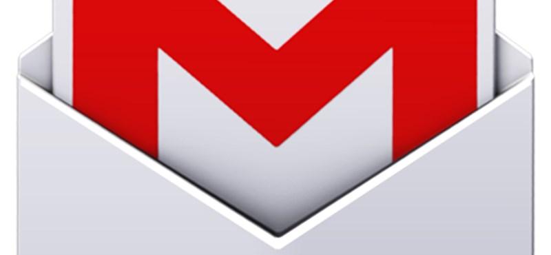 Remek újítás a Gmailben