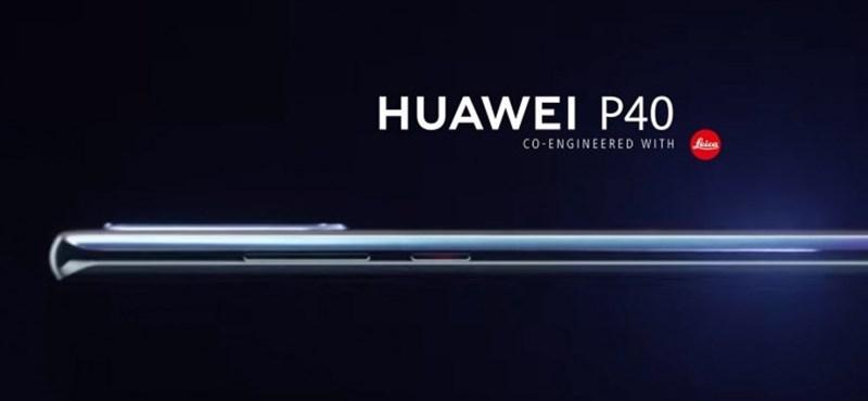 Nézze körbe: így nézhet ki a Huawei P40