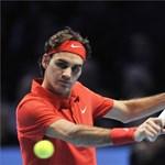 Federer óriási csatában jutott tovább az Australian Openen