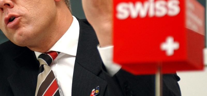 Minimális gazdasági növekedés vár Svájcra