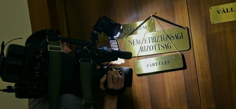 """""""Kínos, botrányos"""" volt a Fidesz nélküli nemzetbiztonsági ülés"""