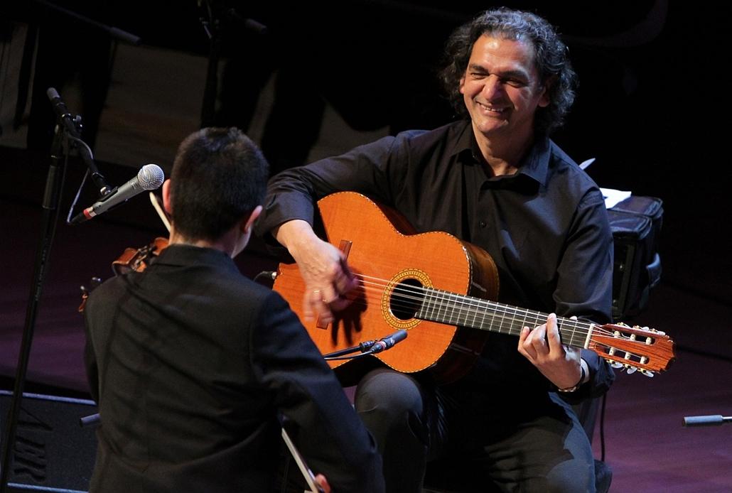 2012.03.31. - a Snétberger Zenei Tehetség Központ végzőseinek koncertje a MÜPA-ban- évképei
