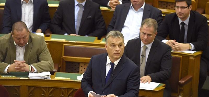 Nem meglepő: elkaszálta az ellenzéki népszavazásokat a parlament