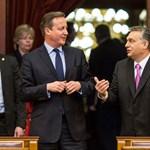Orbán egész oldalas hirdetésben üzent a briteknek