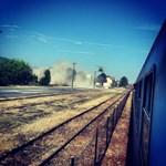 Gázolt a vonat Balatonfürednél