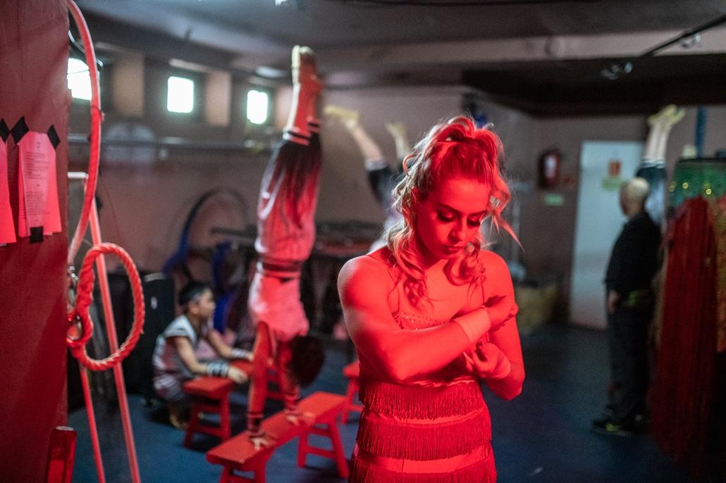 NE HASZNÁLD!! nagyítás Budapesti Nemzetközi Cirkuszfesztivál kulisszatitkai