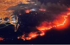 Kaliforniai tűzvész: több tízezer embert evakuáltak, egymillióan áram nélkül