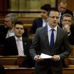 Szijjártó nem aggódik a miniszteri posztja miatt