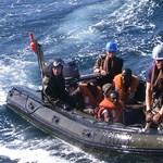 Megfulladhattak a sorsukra hagyott kalózok