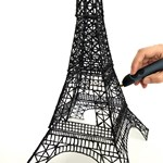 Kipróbáltuk a tollat, amellyel a levegőbe lehet rajzolni, és működik