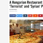A magyar terrorista és bevándorló pizzáról ír a Vice