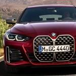 Itt a teljesen új BMW 4-es Gran Coupé