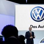 Továbbra is a Volkswagen a legnagyobb német vállalat