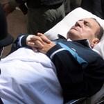 Mubarak még megéri a szabadon bocsátását