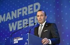 """Weber: """"Nem Orbán, Magyarország ellen szavaztam"""""""