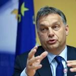 """Orbán Viktor Brüsszelben: """"megtörni látszik az ördögi kör"""""""
