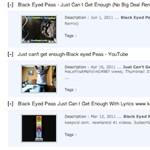 Letölthető zeneszámok és zenés videók minden mennyiségben