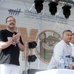 Orbán megtartotta a tavalyi outfitet