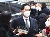 Ismét börtönbe kell vonulnia a Samsung első emberének