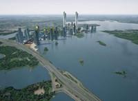 2040-re megépülhet a mini Dubaj északon –videó