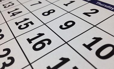 Oktatási naptár: ezek lesznek a legfontosabb dátumok decemberben