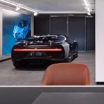 Pont olyan egy Bugatti-szalon Párizsban, mint amilyennek elképzeli