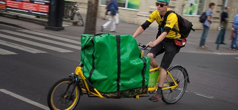 Van egy iparág, amelyet a bicikli menthet meg
