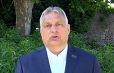 Útifilmmel jelentkezett Orbán a portói csúcsról