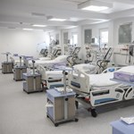 Eddig összesen 30 beteget ápoltak a kiskunhalasi járványkórházban