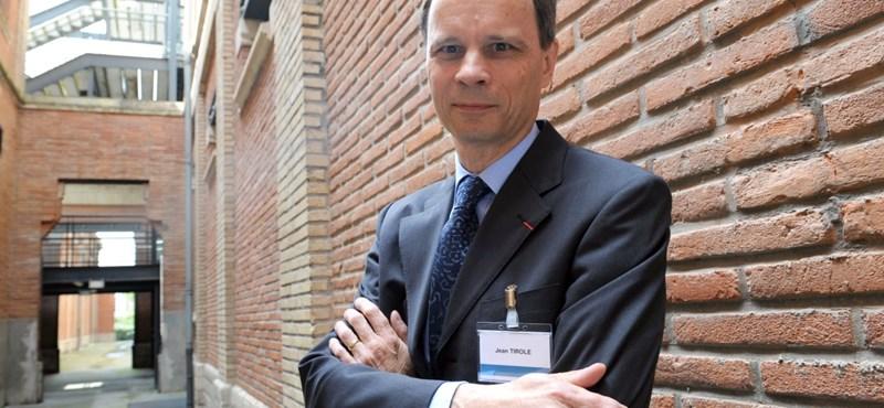 Francia közgazdász kapta a Nobelt
